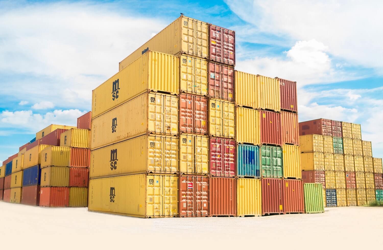 Jak jest zbudowany kontener morski?